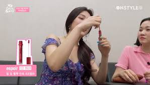 joy reveals what is in her makeup pouch