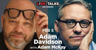 Live Talks Los Angeles: Adam Davidson in conversation with Adam ...