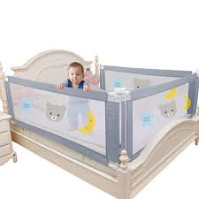 2020 Childrens Bed Barrier Fence Safety Guardrail Security Foldable Baby Home Playpen On Bed Fencing Gate Crib Adjustable Kids Rails Lj200819 From Luo09 54 8 Dhgate Com