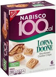 lorna doone cookie crisps