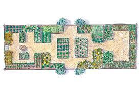 20 free garden design ideas and plans