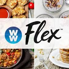 new weight watchers flex plan ww flex