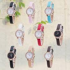 leather strap watch travel souvenir