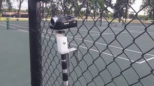 How To Make A Diy Fence Mount For Gopro Camera About 10 Talk Tennis