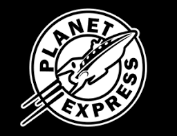 Planet Express Futurama Joke Bender Fry Vinyl Decal Sticker Car Window Funny Ebay