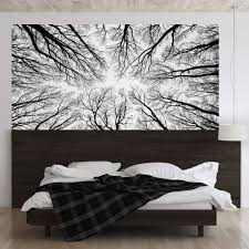 Black Tree Branches 3d Headboard Wall Sticker Room Bedroom Wall Decal Bed Bedside Vinyl Home Decor Wall Stickers Aliexpress