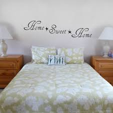 Home Sweet Home Wall Decal Family Wall Decal Inspirational Etsy
