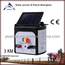 Hot Sale 3km Solar Electric Fence Energiser Asp 010 China Solar Electric Fence Energiser Solar Power Products Made In China Com