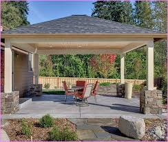 patio cover ideas free standing patio