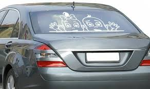 Twins Car Decals Sticker Mural Vinyl Art Home Decor Contemporary Wall Decals By Style And Apply