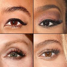 the best makeup look for your eye shape