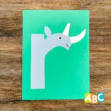 letter r crafts and activities abc