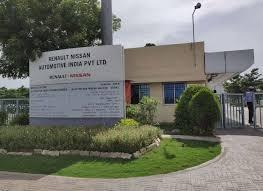 renault nissan automotive india pvt ltd