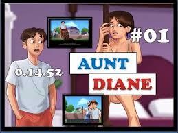 summertime saga aunt diane quest 0 14