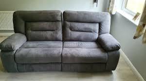 harveys kilman 3 seater recliner sofa