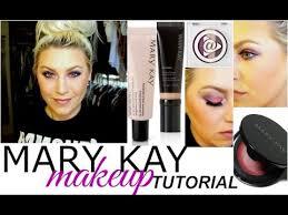 mary kay spring look makeup tutorial