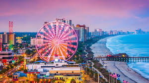 exciting things to do in myrtle beach