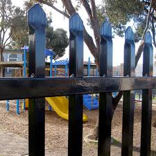 Childsure Playground Security Fencing Bluedog Fences