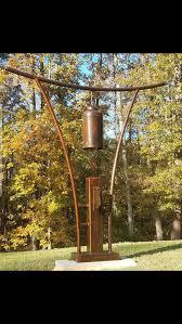 bell japanese art outdoor sculpture