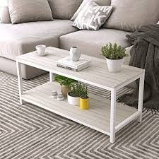 soges modern end table 40 coffee table