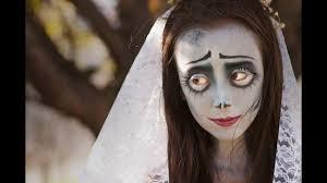 corpse bride makeup tutorial