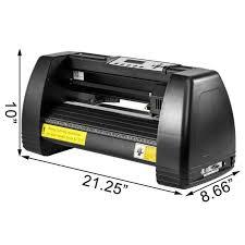 Vinyl Cutter Plotter Cutting 14 Sign Maker Graphics Handicraft Wide F Daily Deals Wonder