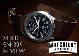 seiko 5 snk809 everything you need to know