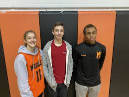 Wrestling Micah McAnaney has been named... - Middle Township Middle School  | Facebook