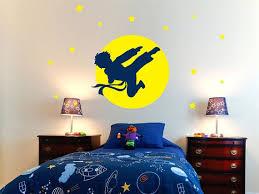 Karate Kid Kids Bedroom Wall Decal By Walljems On Etsy Kids Bedroom Wall Decals Kids Bedroom Walls Boys Bedding