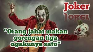 plesetan quotes joker lucu story wa joker