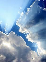 apple ipad wallpapers hd blue sky white