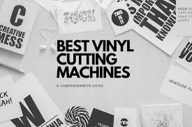 Top 7 Best Vinyl Cutting Machines Reviews Comparison By Vcmg