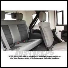 teraflex third row seat bracket kit
