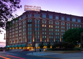 drury plaza hotel broadview in wichita