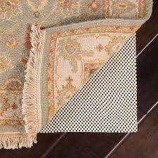 indoor outdoor rug pad