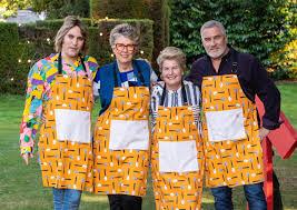 Celebrity Great British Bake Off 2020 ...