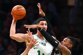 Celtics' Enes Kanter Thanks Canada for Allowing Him to Play ...