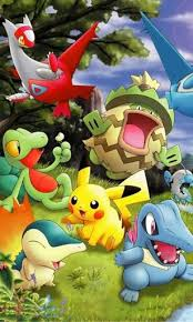 live wallpaper for android pokemon hd