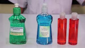 liquid dish washing detergent