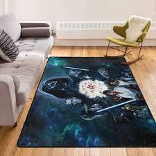 Amazon Com Star War Super Soft Area Carpet Kids Living Room Boys Girls Room Area Rug Nursery Home Decor Carpet 84 X 60 Inches Kitchen Dining