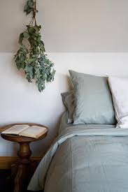 percale quilt cover sage sage