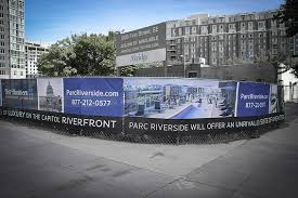 On The Fence 5 Reasons To Love Mesh Banners One Spot Print