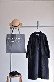 MARGARET HOWELL(マーガレットハウエル】のナチュラルな夏スタイル♪