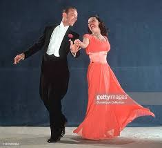 Fred Astaire and Marion Murray dancing in 1943. News Photo - Getty Images