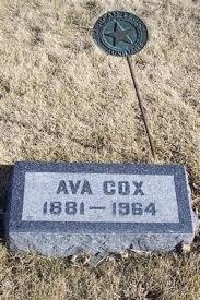 Ava V. Heathcote Cox (1881-1964) - Find A Grave Memorial
