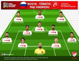Rusya - Türkiye | CANLI - Son dakika A Milli Futbol Takımı haberleri -  Fotomaç