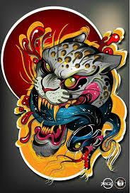 Pin de Byron Meyer em .Fantasy Worldz | Tatuagens místicas, Tatuagem  japonesa, Arte da tatuagem japonesa