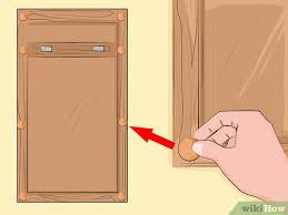 3 ways to hang a wall mirror wikihow