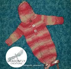 Ravelry: Mooney Baby Bunting pattern by Dragonfly Creations by ...