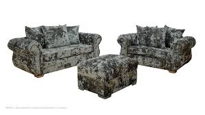 crushed velvet sofas pay weekly with